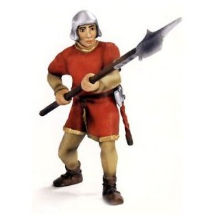 Schleich 70013 Knight with Halberdier