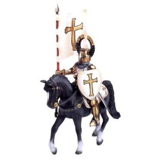 Schleich 70035 Standard-Bearer on Horse