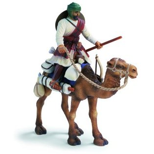 Schleich 70041 Soldier on Dromedary