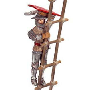 Schleich 70058 Foot Soldier for Ladder