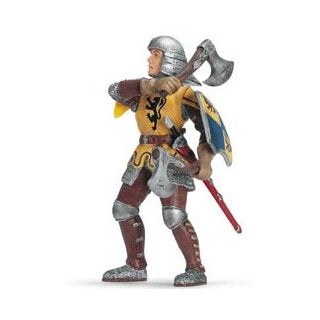 Schleich 70062 Foot-Soldier with Throwing Axes