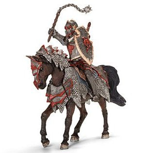 Schleich 70101 Dragon Knight on Horse with Flail