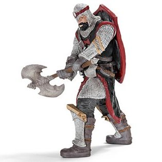 Schleich 70105 Dragon Knight with Axe