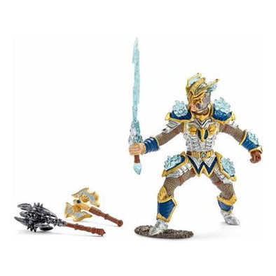 Schleich 70123 Griffin Knight Hero with Weapons
