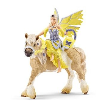 Schleich 70503 Sera in Festive Dress on Horse