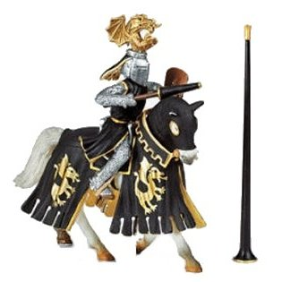 Schleich 72005 Special Edition Gold Knight on Horse