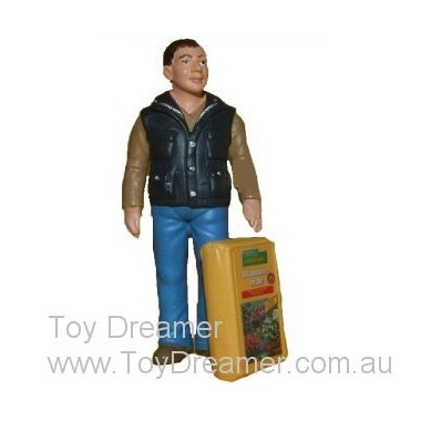 Schleich 82746 Special Edition Farmer with Sack (with Tag!)