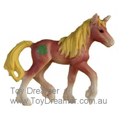 Schleich 82873 Akio, Autumn Unicorn Foal