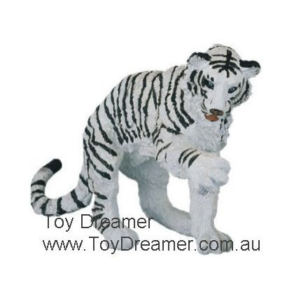Schleich 9074-03 Vanishing Wild White Tigress