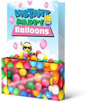 Instant Party Balloons