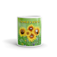 Bunches of Thanks Mug
