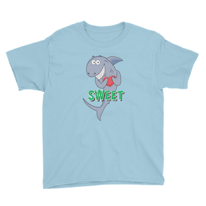 Sweet Shark Kids Cotton S/S Tee
