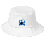 S.O.S. Save Our Sharks Old School Bucket Hat
