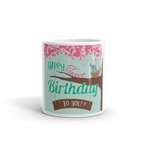 Tweet Birthday Mug