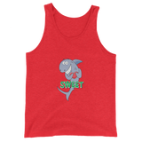 Sweet Shark Unisex Cotton Tank