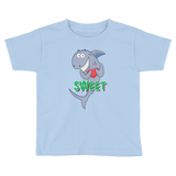 Sweet Shark Toddlers S/S Tee