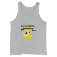Somedays Unisex Cotton Tank