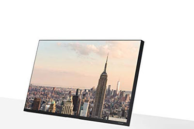"The Space by Samsung 32"" 4K UHD Bezel-Less Monitor with Height Adjustable Arm Stand"