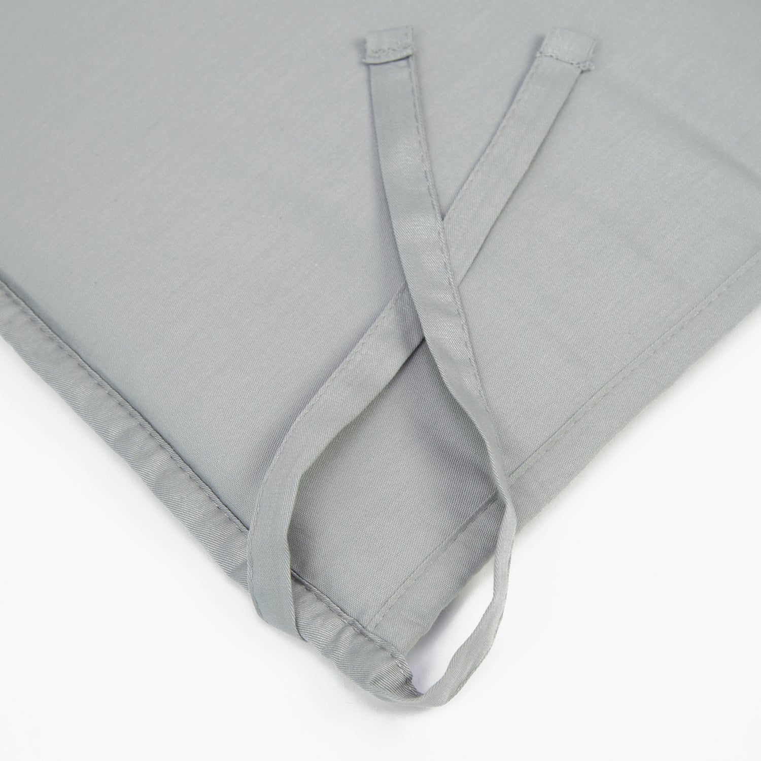 OUT OF STOCK - Cotton Breathable Crib Bumper Pads - Charcoal Gray