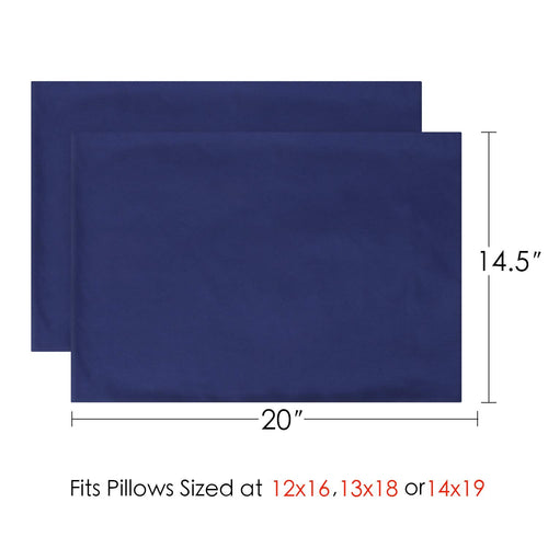 Toddler Travel Pillowcases Set of 2