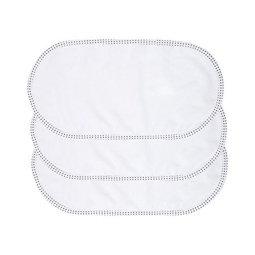 3-Pack Waterproof Flannel Changing Pad Liners