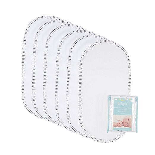Waterproof Flannel Changing Pad Liners 3/6 PK