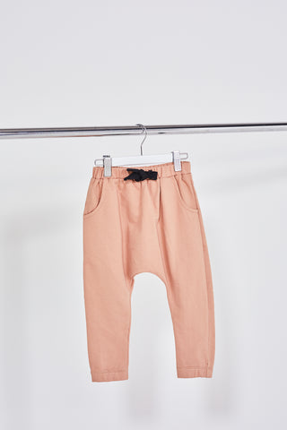 CARTEL & WILLOW- Kids Kenji Comeback Pants- Blush