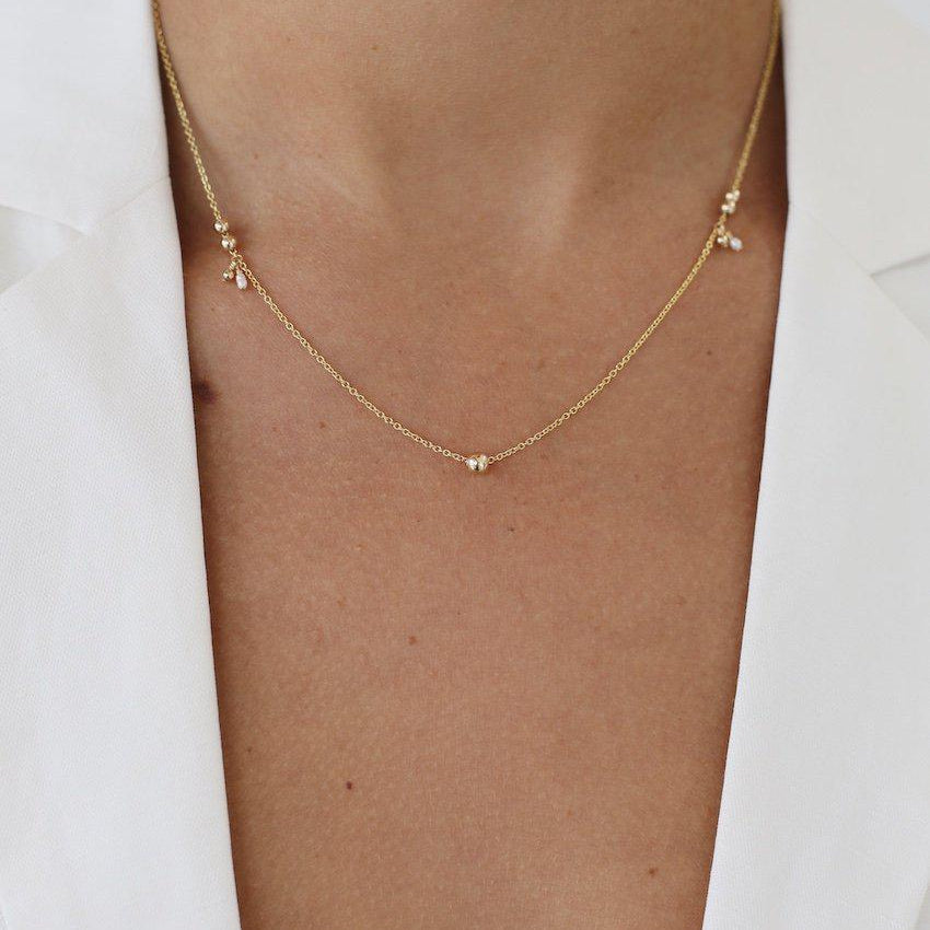 Aoife Necklace Gold