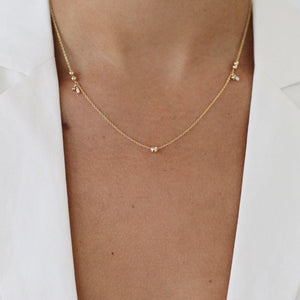 Load image into Gallery viewer, Aoife Necklace Gold