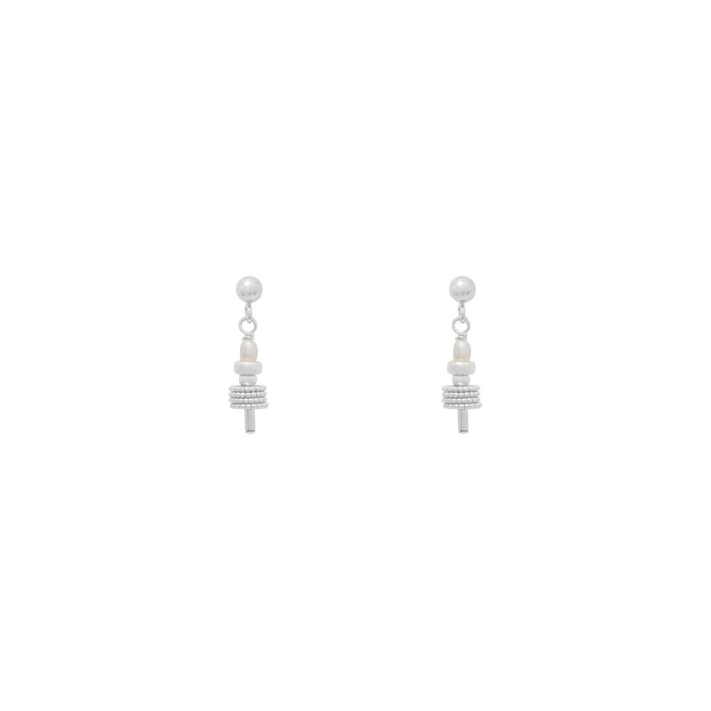 Load image into Gallery viewer, Tati Earrings Sterling silver