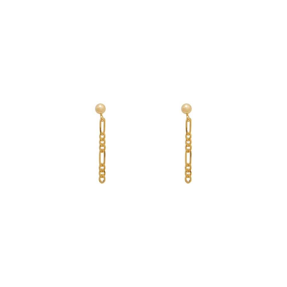 Avel Earrings Gold