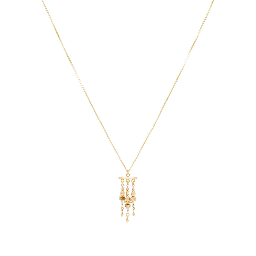 Tahnee Necklace Gold