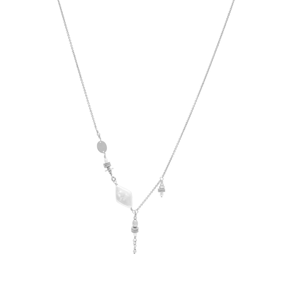 Clementine Necklace Sterling silver