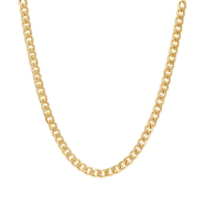 Load image into Gallery viewer, Thick Curb Chain Necklace Gold