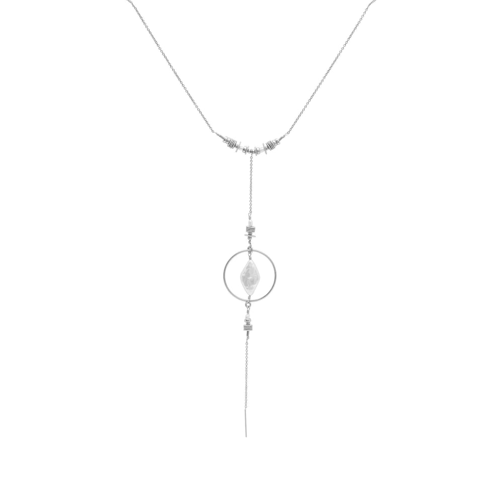Load image into Gallery viewer, Polené Necklace Sterling silver
