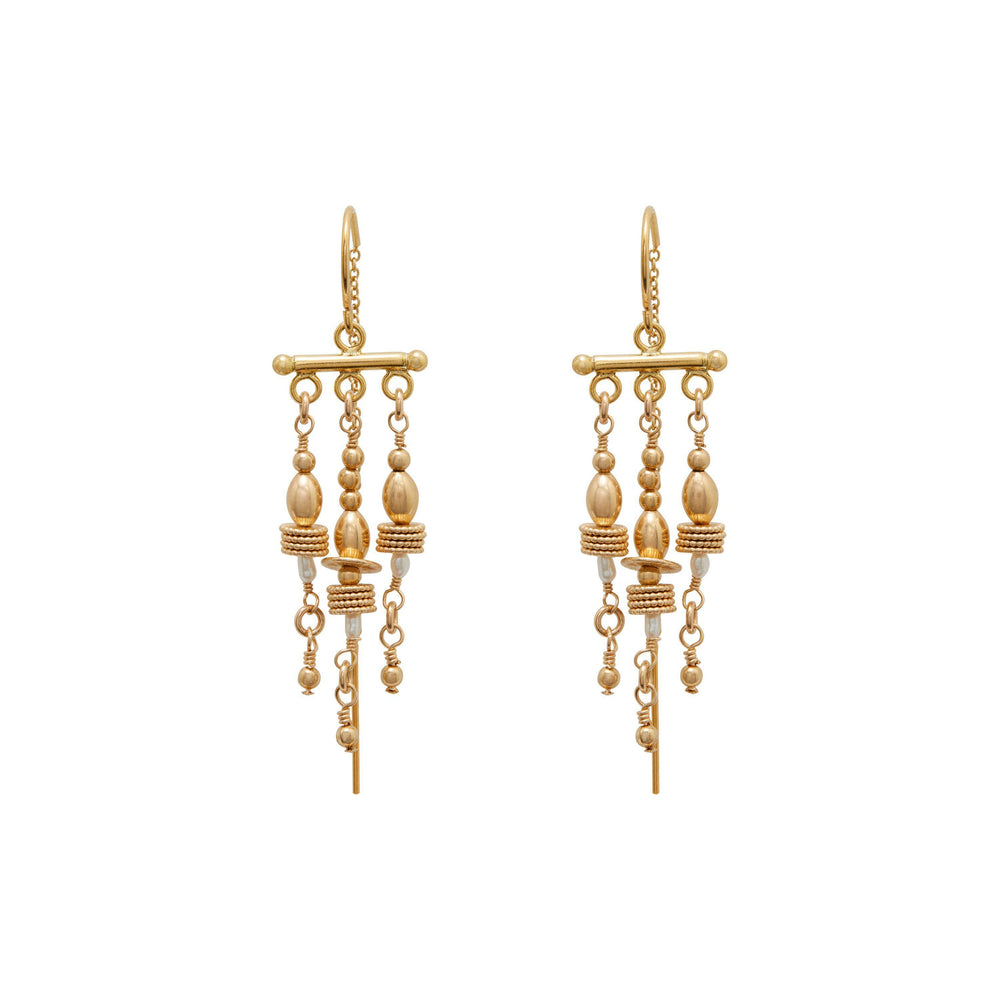 Tahnee Earrings Gold
