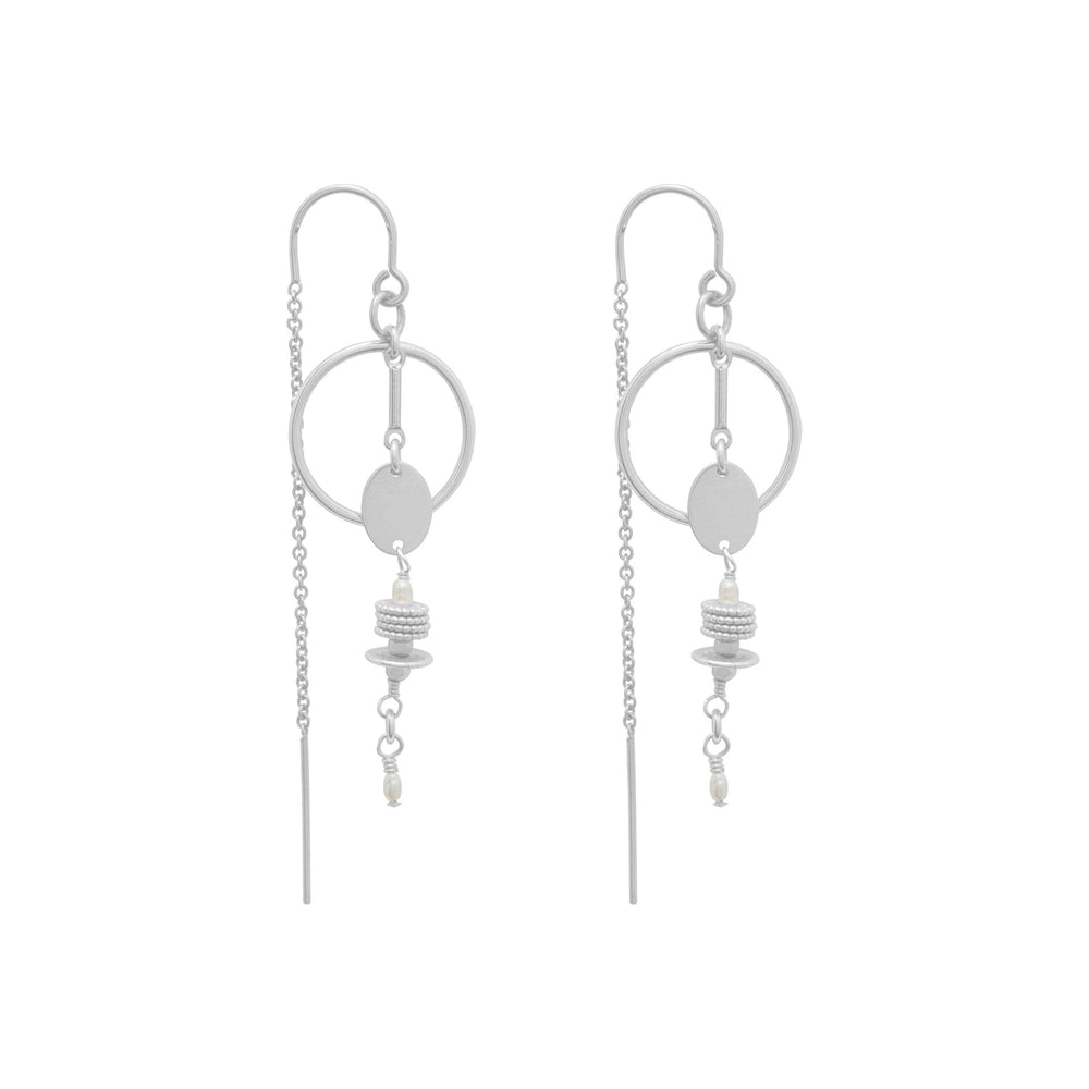 Load image into Gallery viewer, Delilah Earrings Sterling silver
