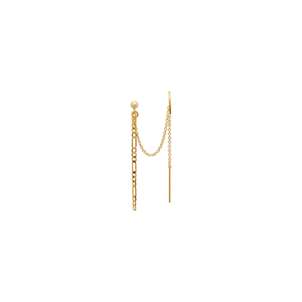 Load image into Gallery viewer, Kova Earrings Gold