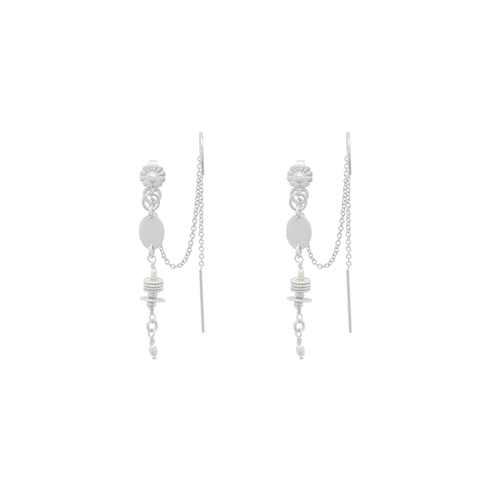Load image into Gallery viewer, Vera Earrings Sterling silver