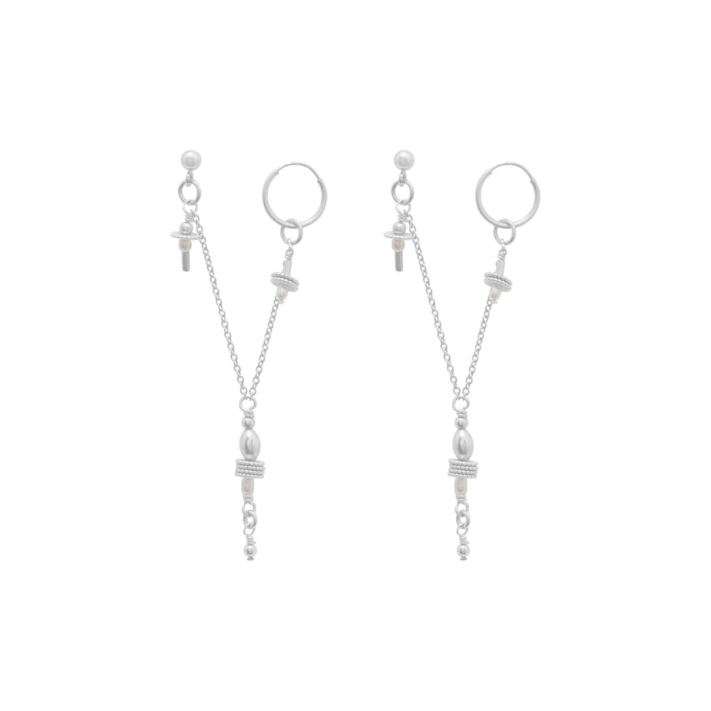 Load image into Gallery viewer, Chelci Earrings Sterling silver