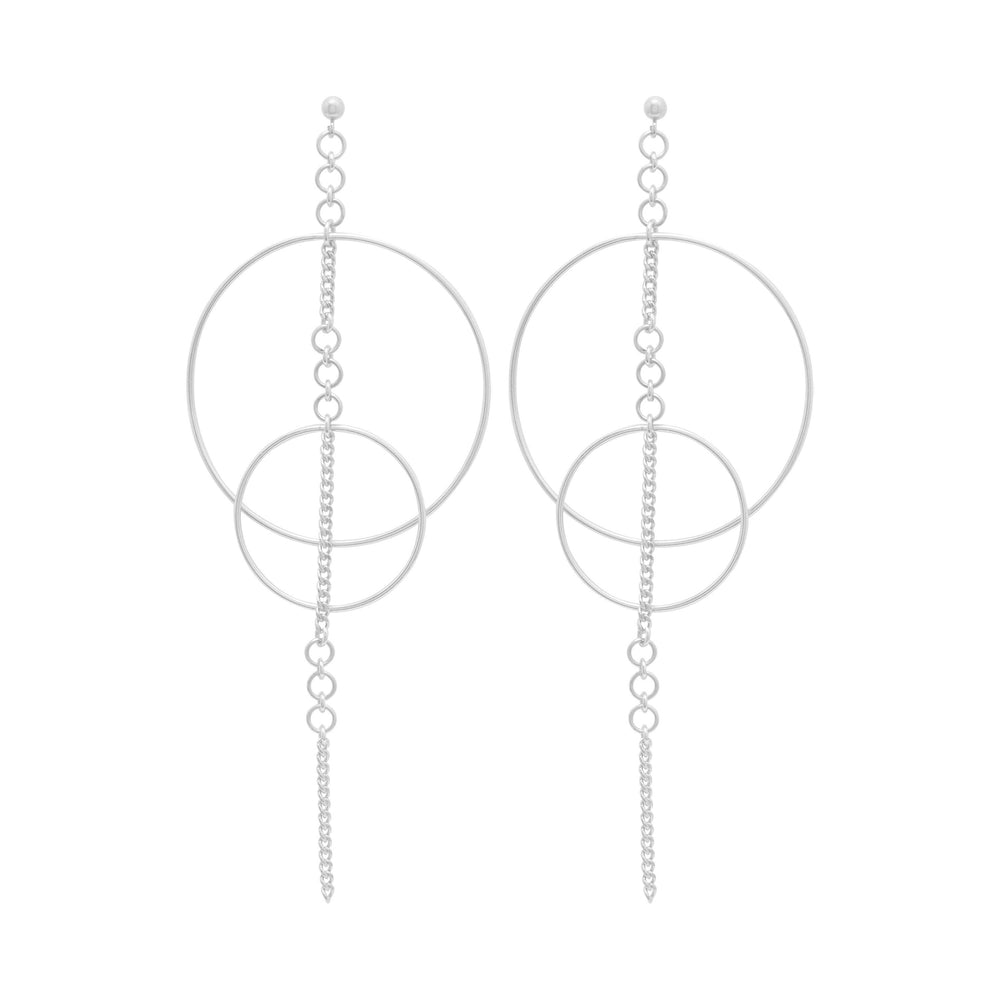 Arley Earrings Sterling silver