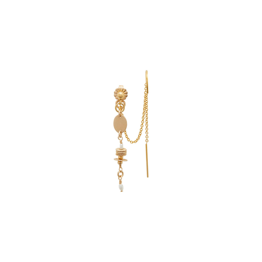 Load image into Gallery viewer, Vera Earrings Gold