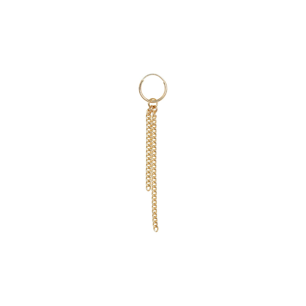 Load image into Gallery viewer, Halsey Earrings Gold