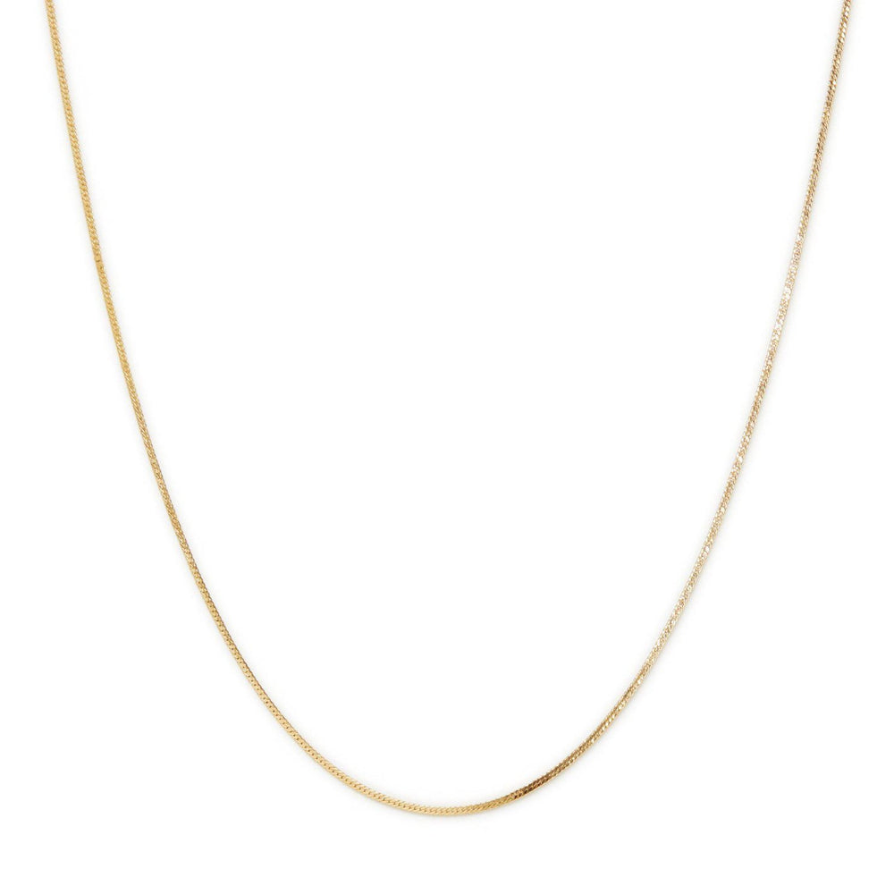 Hyams Necklace Gold