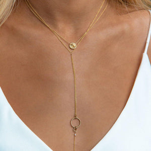 Luana Necklace Gold