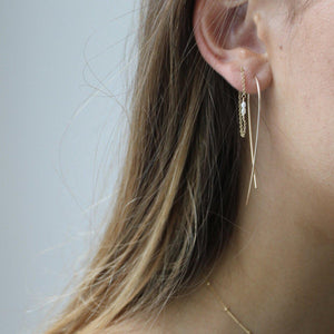 Xire Earrings Gold
