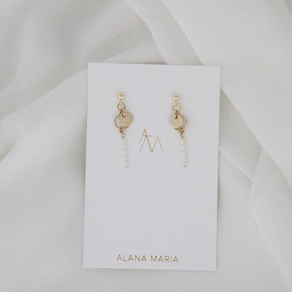 Load image into Gallery viewer, Anine Earrings