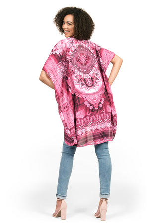 Kimono by Kalisi, inspired by Peru, the Incan moon goddess and our playful nature.