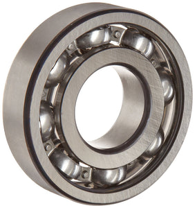 6206 Kodiak Radial Deep Groove Ball Bearing 30 X 62 X 16 MM, Open, Interchange with SKF 6206JEM, MRC 206S and Fafnir 206K