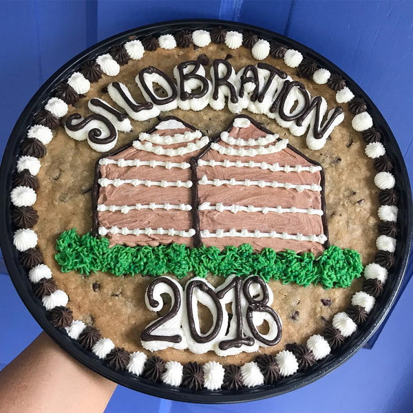 "12"" round Cookie Cake (with design)"